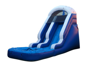 14' Blue Water Slide