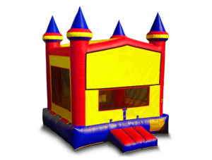Modular Castle DELIVERY,SETUP, & PICKUP for an all day rental $125.00!