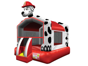 Dalmatian Bouncer