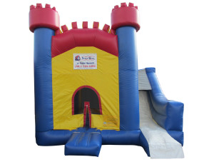 Castle Bounce Slide