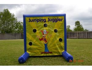 Jumping Juggler