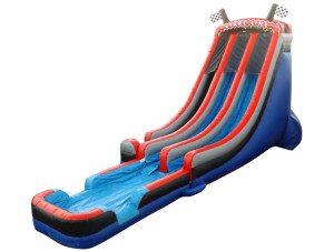 Dual Lane Racer Slide