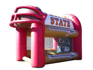 Seminole Football Toss