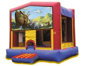 Noah's Ark Bounce