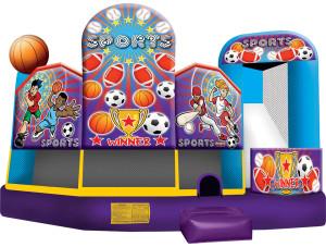 Sports 5 n 1 Combo