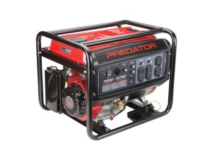 Generator (5500 Watt) $50.00 INCLUDES GAS FOR 5 HOURS.