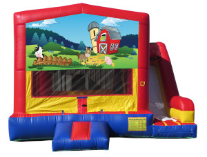 Farm Bounce & Slide