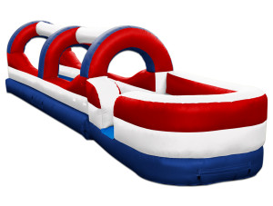 Red/White/Blue Slip N Slide