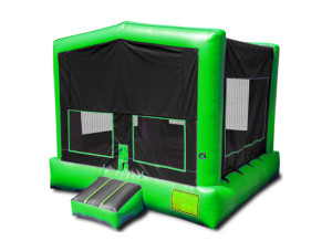 Neon Green Modular Bounce