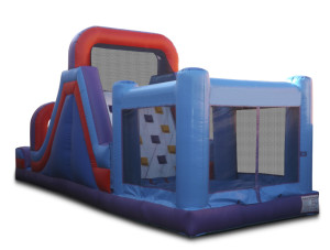 3-n-1 Bounce Climb Slide