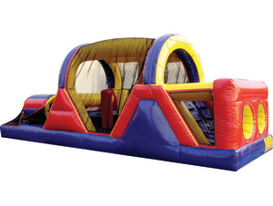 Backyard Obstacle Challenge