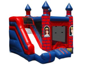 Red Mini Castle Combo