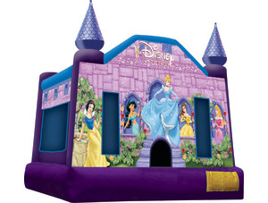 Disney Princess Jump Castle