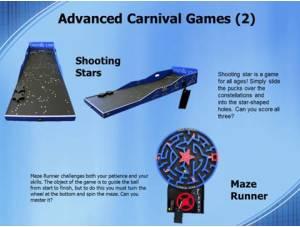 Shooting Stars, Maze Runner