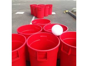 Giant Beer Pong