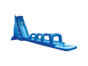 32' Blue Crush Dual Lane Slide