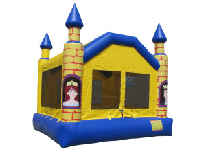Castle  $158 plus tax, delivered, set up, 8hr rental
