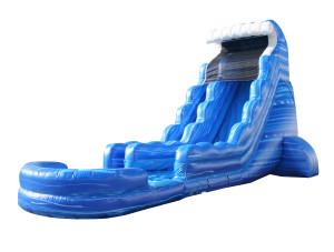22' Blue Tsunami