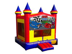 Speed Zone Castle