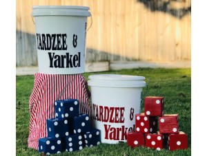 Yardzee and Yarkel Set