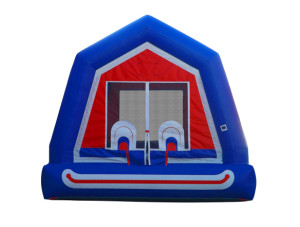 Smiley Face Bounce House