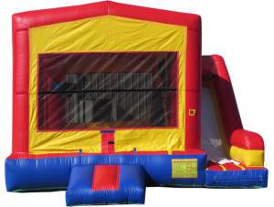 Spider Man Bounce & Slide