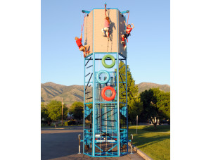 Climb-N-Challenge Mobile Rock Wall