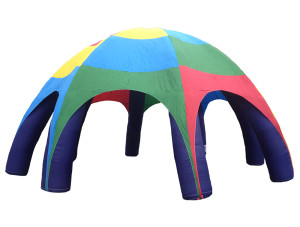 Mega Shade Air Tent