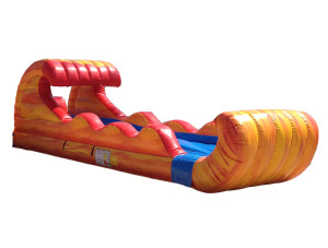 Fire & Ice Tsunami Slip-n-Slide
