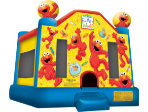 Elmo's World Jump - $130