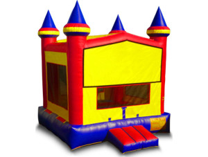 Modular Castle 15 x 15ft. $135.00 INCLUDING DELIVERY, SETUP, & PICKUP for a 24 hour reservation.