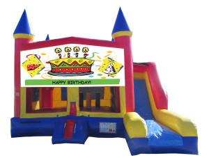 Happy Birthday Castle Combo