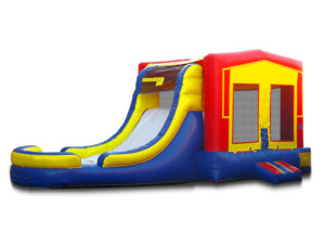 Jump & Slide Combo Single Lane Toddler
