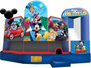 Mickey Park 5-n-1 Combo