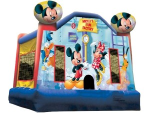 Mickey Fun Factory