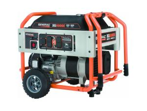Generator (8000 Watt) $60.00 INCLUDES GAS FOR 5 HOURS
