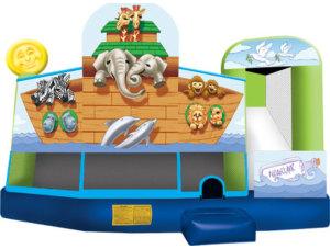 Noah's Ark 4-n-1 Combo