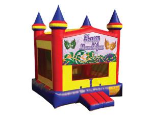 Mardi Gras Castle