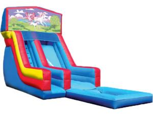 18' Unicorns Slide