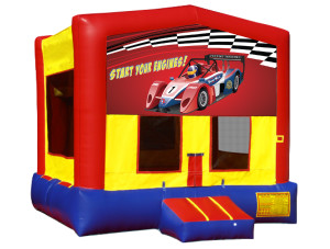 Race Cars Bounce