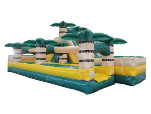 Wild Splash Slip N Slide Tropical Combo