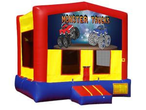 Monster Trucks Bounce