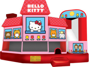 Hello Kitty 3D 5-n-1 Combo