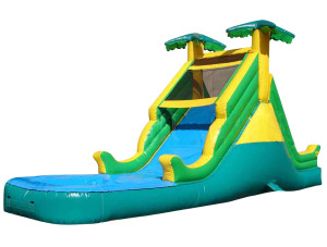 14' Tropical Slide