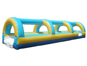 Wild Splash Slip N Slide $200 plus tax, delivered, set up, 8hr rental