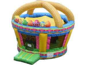 Easter Basket Bounce