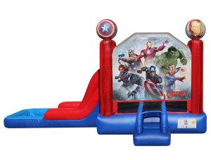 Marvel Avengers Wet/Dry Combo