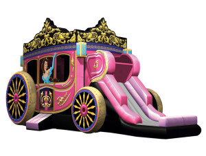 Princess Carriage Combo - $230