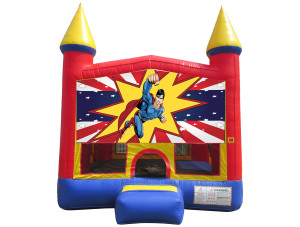 Super Hero Castle