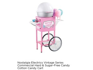 Cotton Candy Cart $40.00 ADDED TO ANY INFLATABLE RESERVATION!